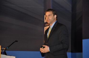 Keynoting in India